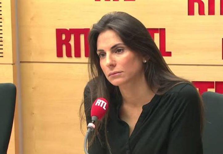 Maude Versini, ex esposa de Arturo Montiel, dijo que un tribunal de Toluca le extendió una confirmación para convivir con sus hijos 10 días. (YouTube)