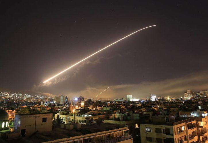 En abril pasado, Estados Unidos lanzó un ataque masivo contra Siria. (AP)
