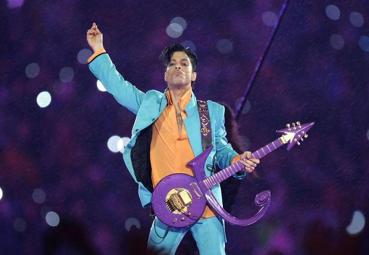 Prince será homenajeado a un año de su muerte, el próximo domingo 12 de febrero, en la ciudad de Miami, Florida.(Chris O'Meara/AP)