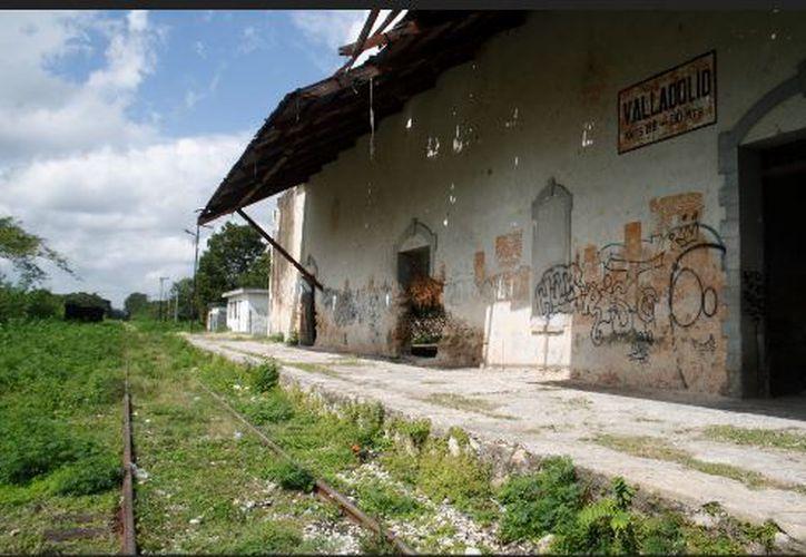 Piden que comunidades mayas no sean olvidadas por el tren. (Foto: SIPSE)