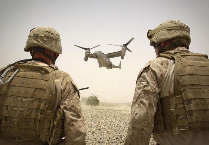 """El militar ha asegurado que Washington considera que sus acciones son como """"una extensión de la autorización de operar desde Irak"""". (El Confidencial)"""