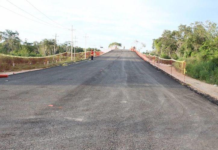 En el proyecto se invirtieron más de 111 millones de pesos. (Benjamín Pat/SIPSE)
