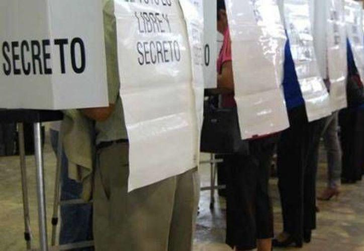 El PAN se propone tener representantes en todas las casillas de Mérida. (Agencias)