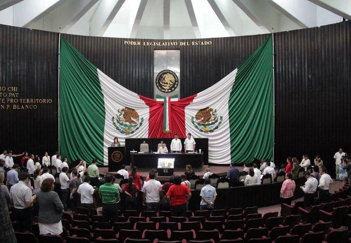 La propuesta de creación del nuevo municipio llegó al Congreso del Estado. (Cortesía/SIPSE)