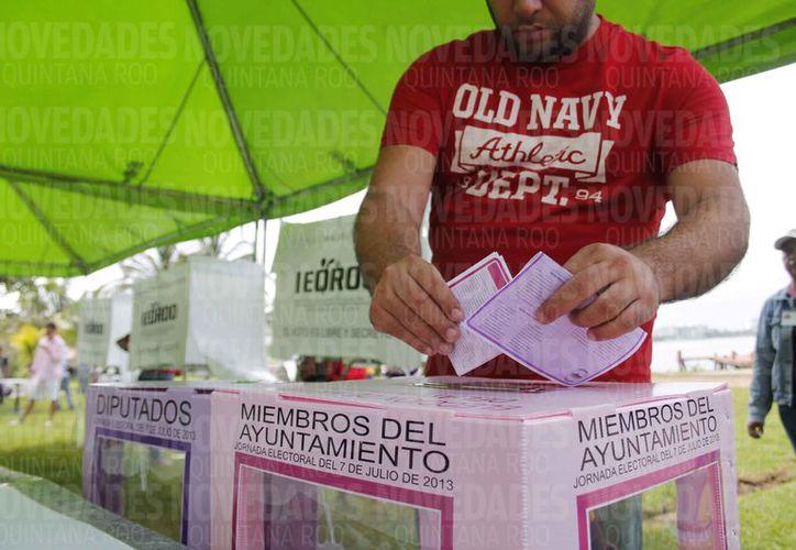 Este año habrá elecciones en el estado de Quintana Roo. (Israel Leal/SIPSE)