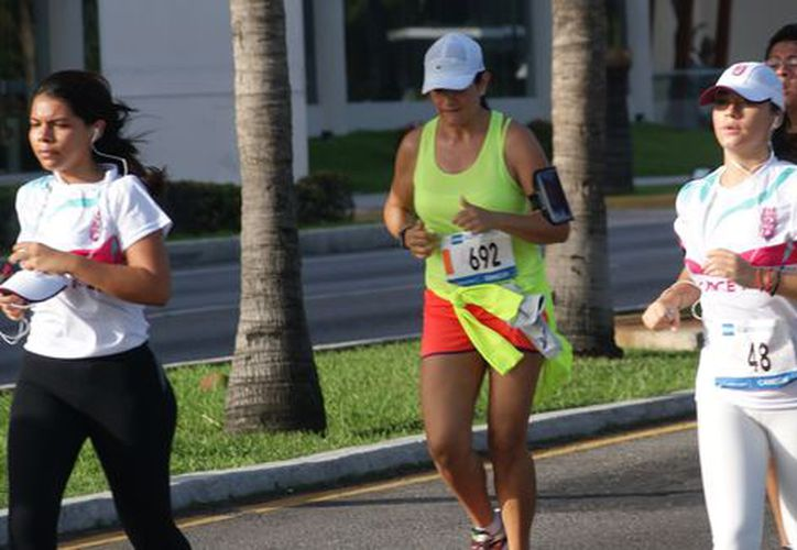 La carrera podría celebrarse tentativamente en el mes de junio. (Ángel Villegas/SIPSE)