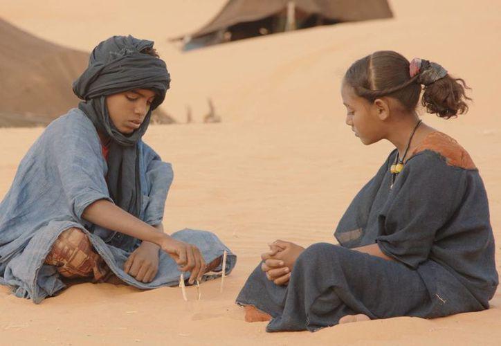 'Timbuktu', cinta franco-mauritania, ya ganó en el Festival de Cannes, lo acaba de hacer en los Premios César y el domingo va por el Oscar. (thenypost.files)