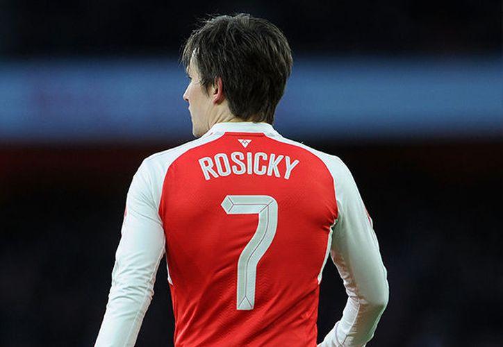 Tomas Rosicky anuncio su retiro del fútbol. (Contexto/Internet)