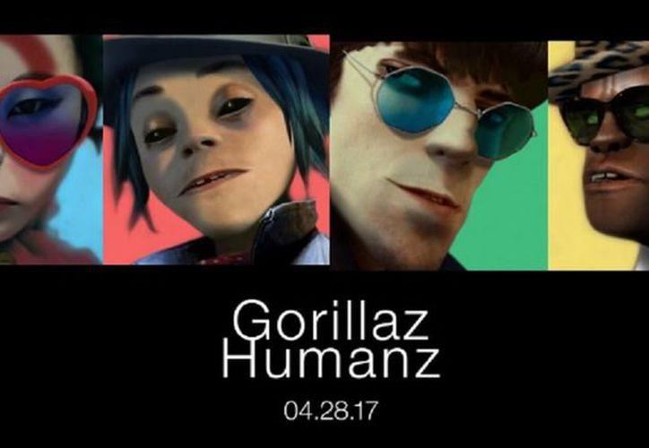 El grupo virtual Gorillaz regresa con nuevo disco (El País)