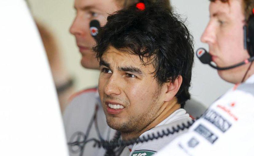 'Checo' Pérez correrá este domingo ante 'su gente' en el GP de EEUU. (Foto: EFE)