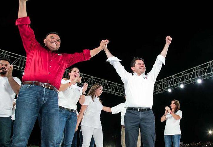 """Se alistan para el """"silencio electoral"""". (Foto: Milenio Novedades)"""