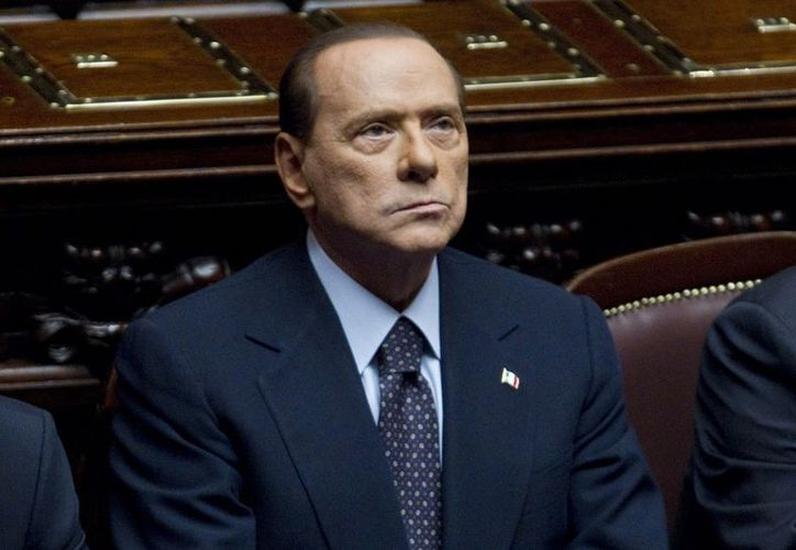 Berlusconi pide 134 mil dólares como indemnización. (Archivo/AP)