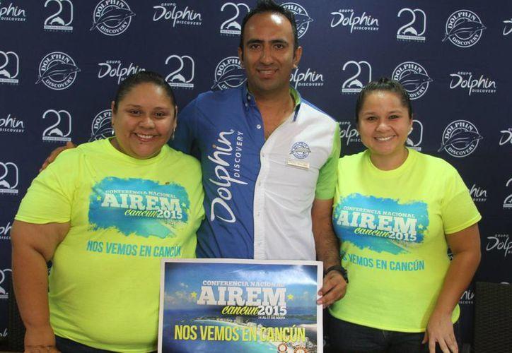 El movimiento de los clubes es incentivar a colaboradores de servicio. (Victoria Gónzalez/SIPSE)