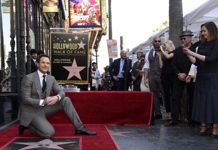 Ayer el actor recibió el reconocimiento en el Paseo de la Fama. (Foto: Internet)