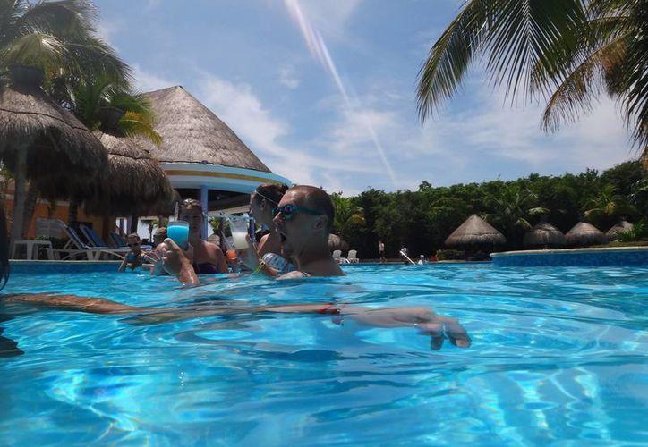 Las bellezas de Cancun se promoverán en Estados Unidos, Canadá, Gran Bretaña, Francia y Rusia. (Israel Leal/SIPSE)