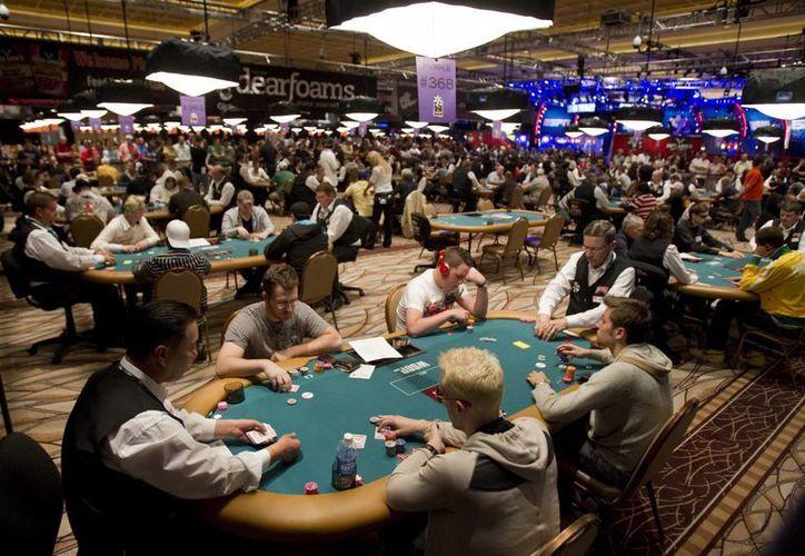 Los ingresos por el póquer han decaído en Nevada desde 2007. (Agencias)