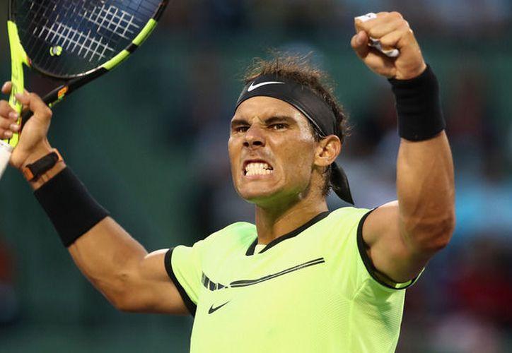 El mejor sembrado del último Grand Slam del año es Nadal. (Contexto)