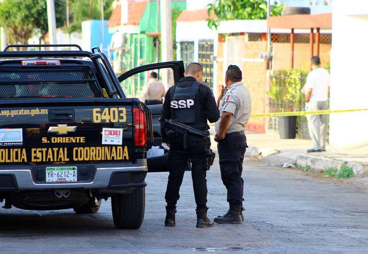 Los supuestos asesinos de Emma Canto Molina ya están en el Cereso de Mérida. (SIPSE)