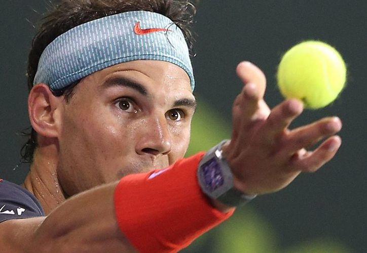 Rafael Nadal enfrentará al alemán Tobias Kamke. (Foto: EFE)