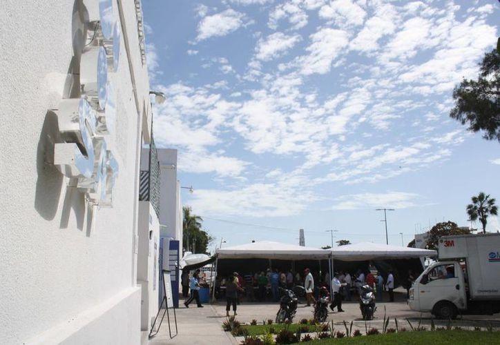 Empresas de Chetumal no han podido acceder a la devolución de los saldos a favor relacionados con el IVA debido a atrasos por parte del SAT. (Benjamín Pat/SIPSE)