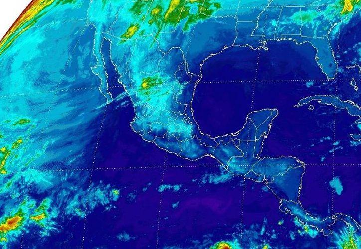 Para hoy se espera un cielo parcialmente nublado en Chetumal. (Conagua)