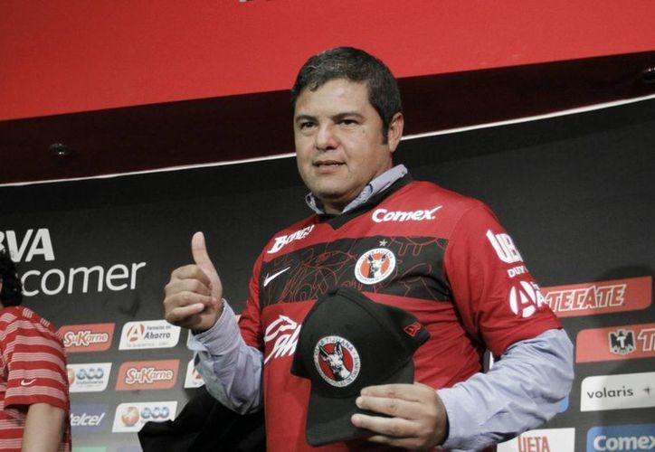 Daniel Guzmán entrenará en la categoría de Ascenso MX a Leones Negros de la Universidad de Guadalajara, luego de que hace apenas unas semanas era técnico de Xolos de Tijuana (foto), que 'pintaba' para campeón de la Liga MX. (Foto: Notimex)
