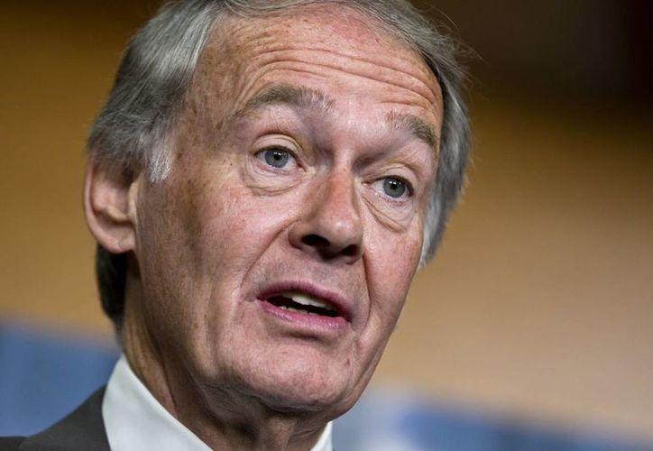 """El senador Edward Markey ha concluido que """"muchos en el sector automotor no comprenden las implicaciones de esta nueva era informática"""" del automóvil. (Agencias)"""