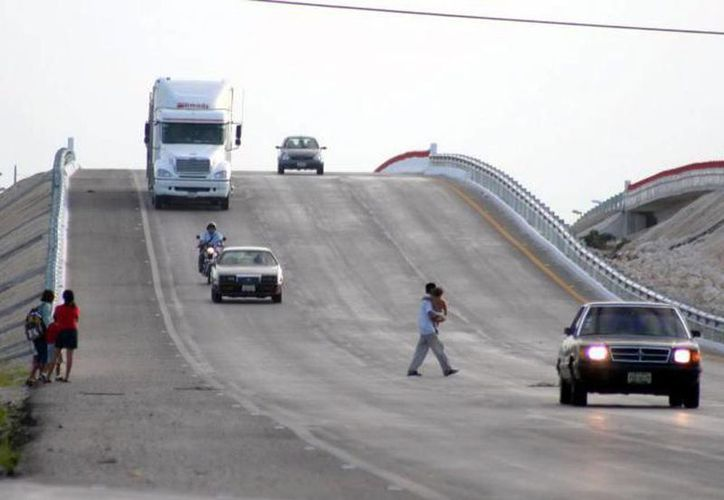 En la Ciudad de México el mayor número de muertes es por problemas de tránsito. (Milenio Novedades)
