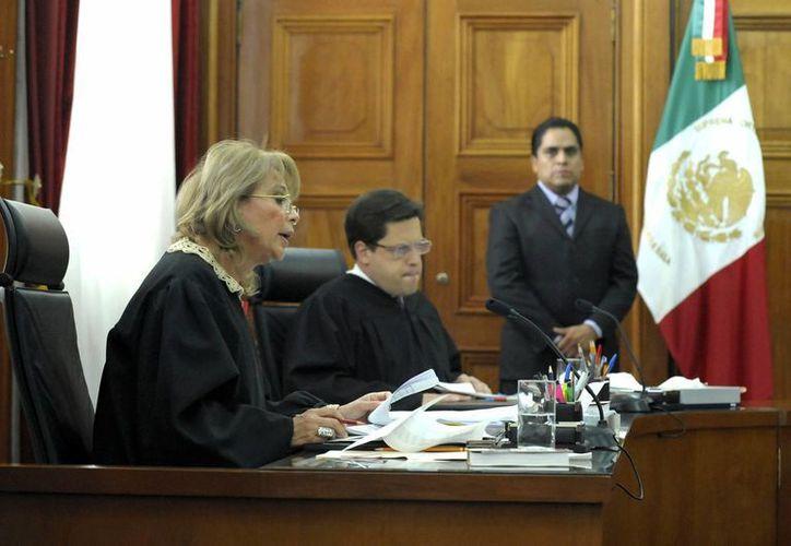 La SCJN respondió a un recurso de inconstitucionalidad promovido por la CNDH. (Archivo/Notimex)