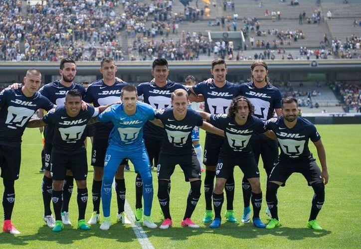 Desde el Apertura 2013, donde quedó en la última posición con 11 unidades, los Pumas no habían registrado peores números hasta el Clausura 2017. (Mexsport).