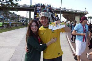 ¡Viva México!... en Brasil