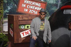 'Angry Birds' en el verano de Sony en Cancún