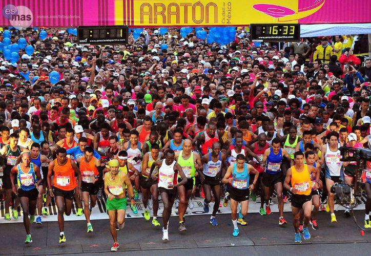 Durante esta edición, estarán participando más de 42 mil corredores. (Contexto)