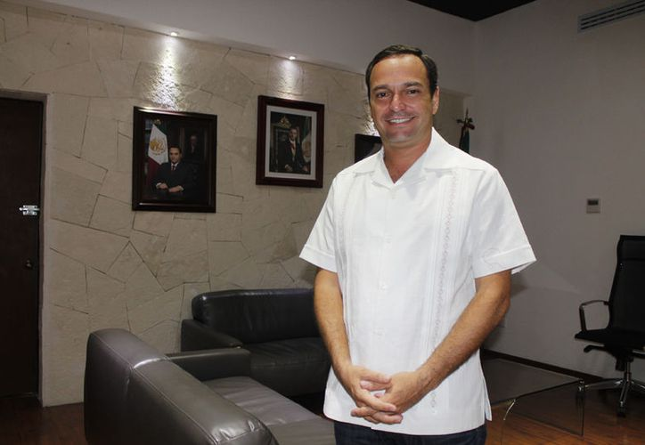 Auditan la administración municipal de Paul Carrillo de Cáceres. (Israel Leal/SIPSE)