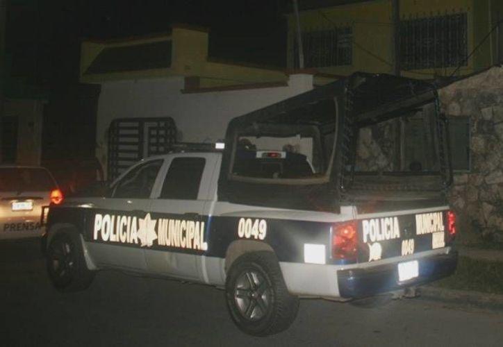 Policía Municipal implementó un operativo de búsqueda para encontrar a la menor. (Redacción/SIPSE)