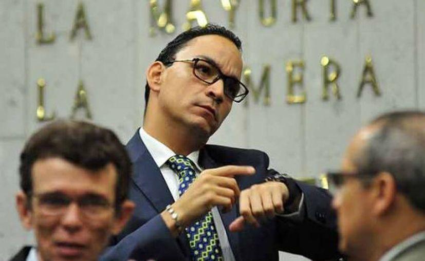 El legislador Rodrigo García, electo por el PVEM, fechó su boda para este fin de semana en Cancún. (Periódico El Zócalo)