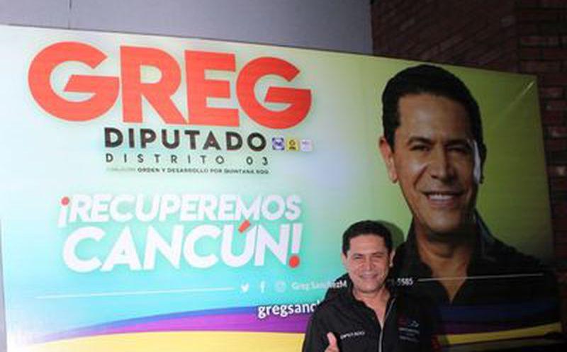 Greg Sánchez expusó que Cancún y su gente necesitan leyes rígidas y cambios de fondo para poder recuperar la paz. (Foto: Redacción/SIPSE)