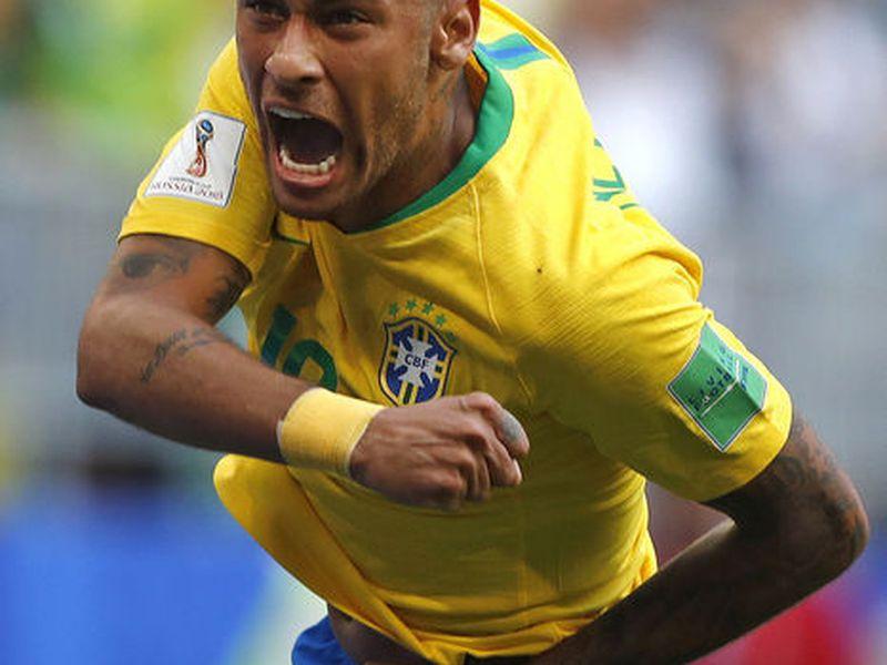 Neymar le anotó un gol a México pero dijo que Guillermo Ochoa es un gran arquero (Foto AP)