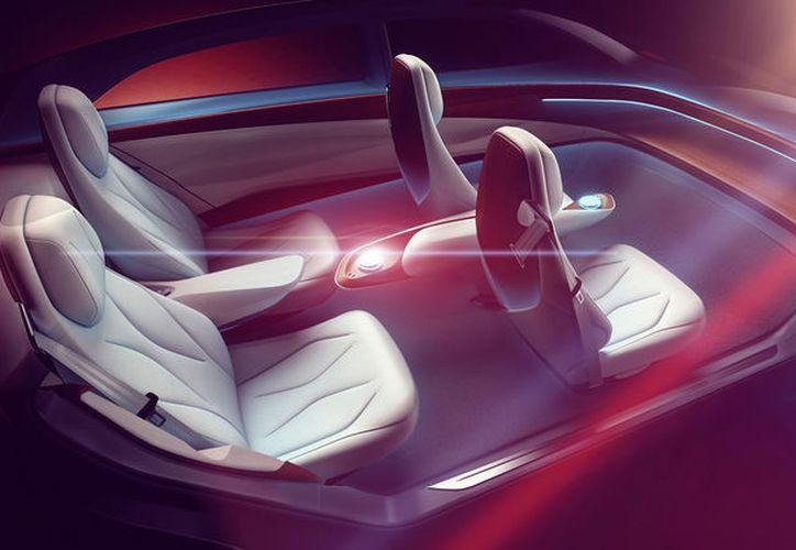 Volkswagen ha desvelado el concepto de su nuevo coche autónomo. (Volkswagen)