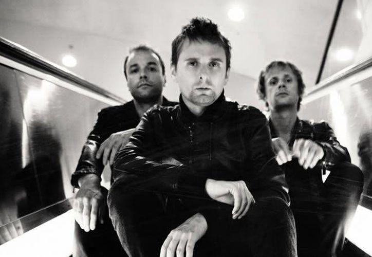 Muse podría visitar México a finales de este 2013. (Foto: Internet)