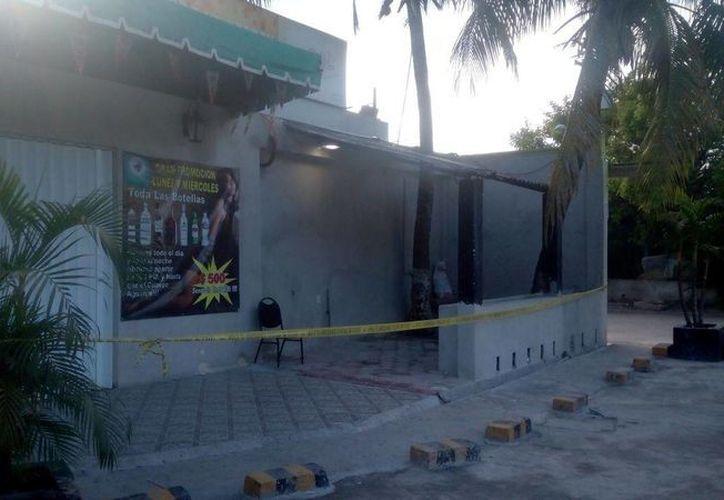 El trabajador fue trasladado al hospital General de Cancún. (Redacción/SIPSE)