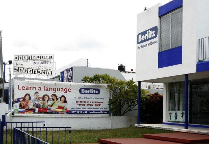 Se espera un incremento en la matrícula en escuelas de idiomas. (Antonio Sámchez/SIPSE)