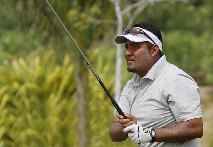 'Camarón' Rodríguez defenderá su campeonato en la tercer fecha de la gira a realizarse en  Club de Golf 'La Herradura' de Monterrey. (pgam.com.mx)