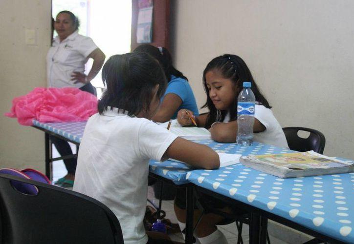 Las dos bibliotecas municipales de Solidaridad realizarán cursos de verano para combatir el bullying. (Octavio Martínez/SIPSE)