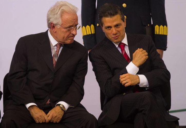 Peña Nieto dijo que se intensificará la campaña de difusión para que los mexicanos conozcan los beneficios de la reforma legal. (Notimex)