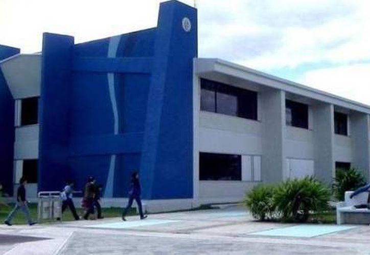 La UT Cancún fue una de las universidades que sí suspendieron clases. (Foto de Contexto/Internet)