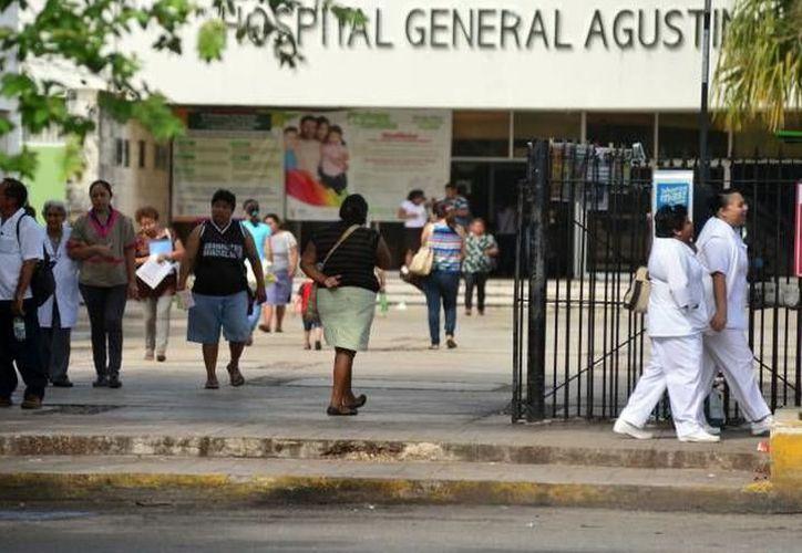 Al lugar acudieron elementos de Seguridad Pública y del Servicio Médico Forense (Semefo) para comenzar con la investigación. (SIPSE)