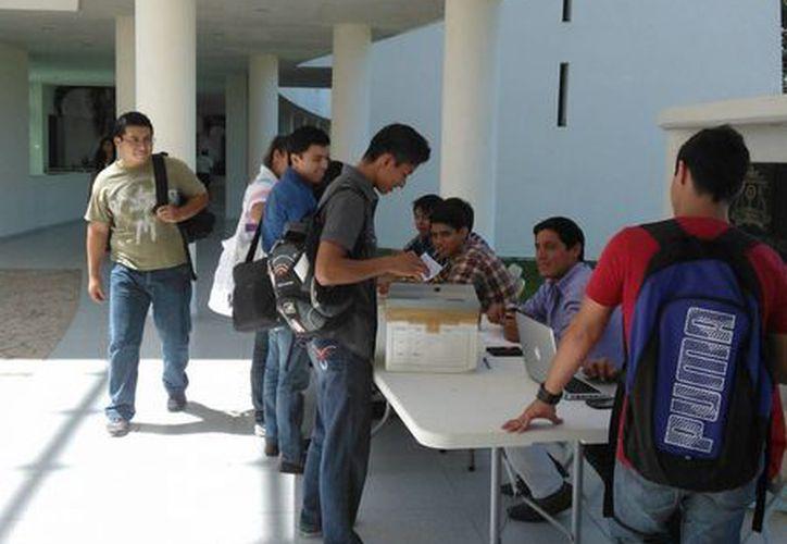 Se realizaron las elecciones el pasado 11 de octubre. (Loana Segovia/SIPSE)