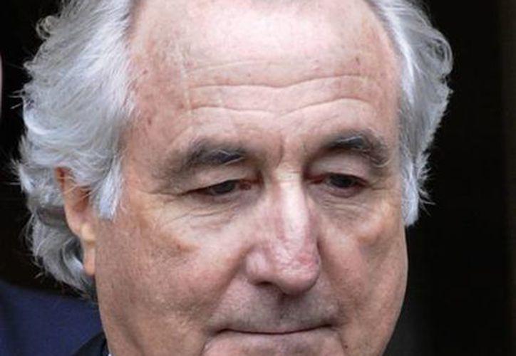 Madoff enfrenta una pena de 150 años de prisión. (Agencias)