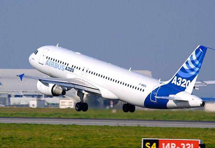 El Airbus A320 es operado por la empresa Volaris. (airbus.com)